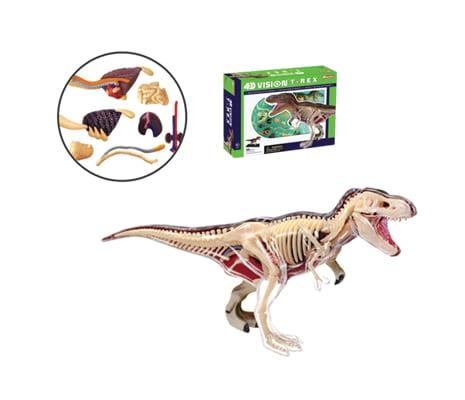 4D Vision หุ่นไดโนเสาร์ T-Rex