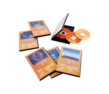 VCD ดวงอาทิตย์และโลก