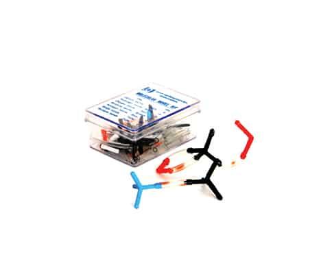 แบบจำลองโมเลกุลนักเรียน