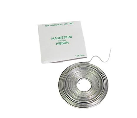 ลวดแมกนีเซียม (Mg) ขดใหญ่