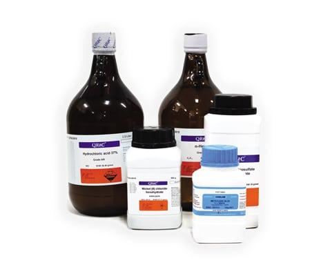 Barium Sulfate Extra Pure 500 g.