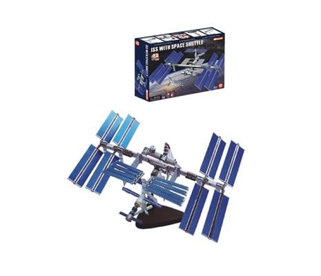 4D Vision โมเดลสถานีอวกาศ ISS