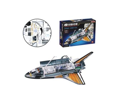 4D Vision โมเดล Space Shuttle