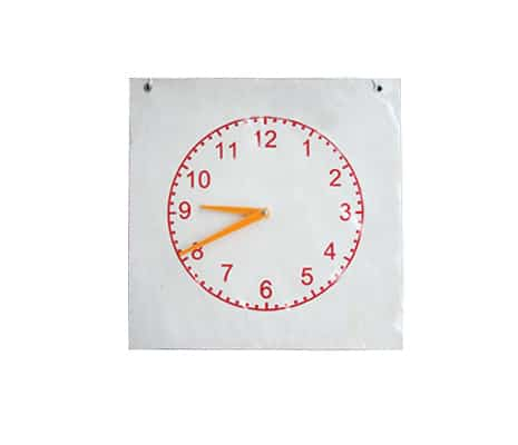 นาฬิกาจำลอง แบบ 2