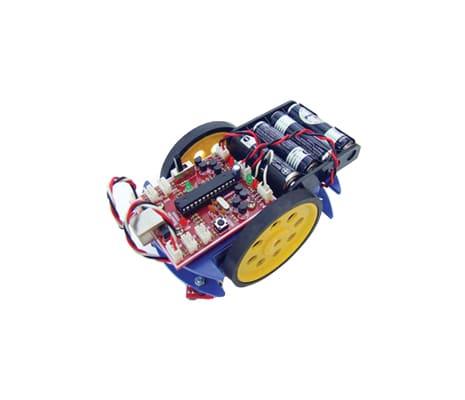 หุ่นยนต์ AVR (โปรแกรมได้ในตัว)