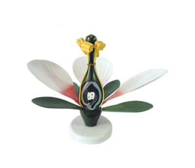 หุ่นจำลองโครงสร้างดอกไม้