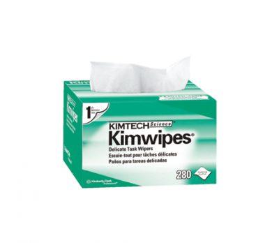 กระดาษ Kimwipes 4.4x8.4 นิ้ว (280 แผ่น)