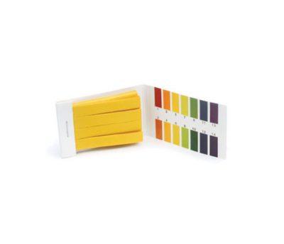 กระดาษ pH 1-14 (80 แถบ)