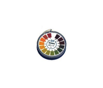 กระดาษ pH 1-14 (ม้วน)