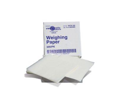 กระดาษชั่งสาร 150x150 มม. (440 แผ่น)