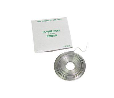 ลวดแมกนีเซียม (Mg) ขดเล็ก