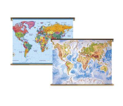 [ภูมิภาค] แผนที่ ประเทศไทย (100x130 ซม.)