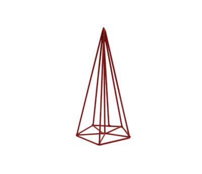 โครงพีระมิดฐานห้าเหลี่ยม