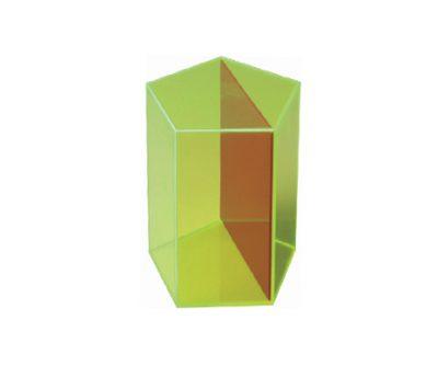 ชุดทรงปริซึมฐานห้าเหลี่ยม 8x16 ซม.