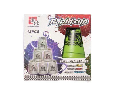 เกมเรียงแก้วน้ำ Stack Cup (12 ใบ)