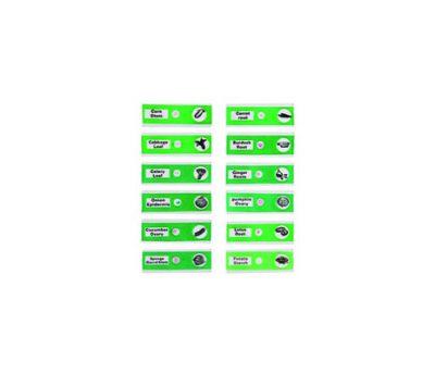 ชุดสไลด์ เรื่องพืช (สีเขียว)