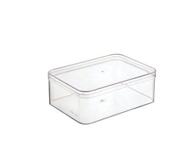 กล่องพลาสติกใส 15x21x7 ซม.