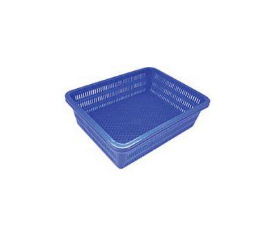 ตะกร้าพลาสติก เล็ก (25x30 ซม.)