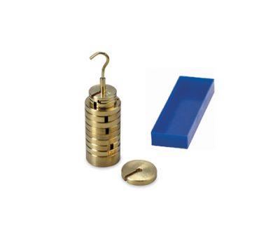 ชุดน้ำหนัก 250 กรัม (ทองเหลือง)